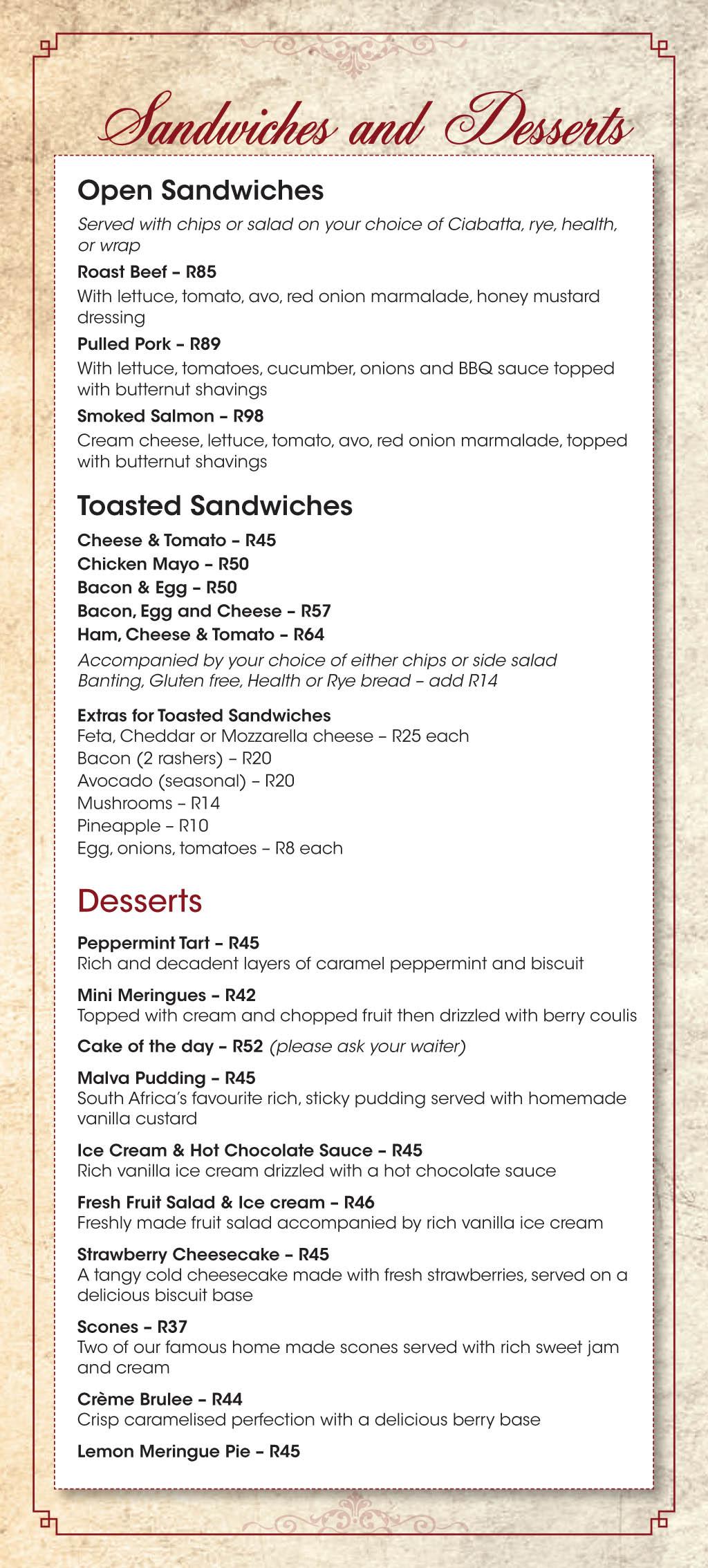 Blandford menu 2018-7